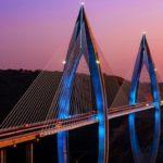 6 entreprises, 3 continents, 1 pont : la gestion du risque dans le plus grand projet de franchissement haubané d'Afrique