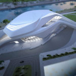 Feu Zaha Hadid nous offre une œuvre maîtresse, un théâtre, à Rabat