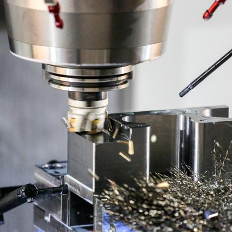 Image fournie par Haas Automation .