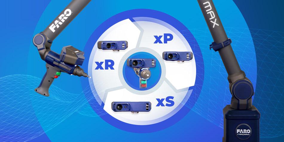 Faro Quantum Max - Annonce de Faro Technologies