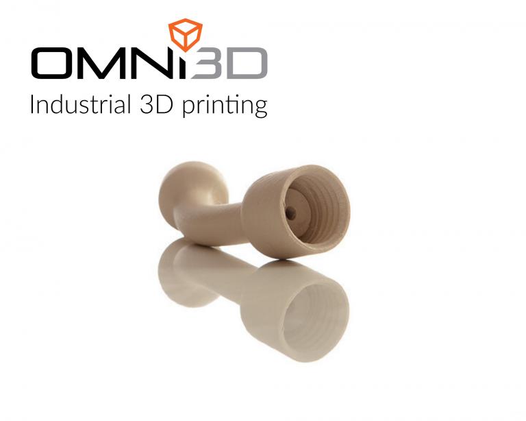 EngiMA - Imprimante 3D factory 2.0 de OMNI 3D