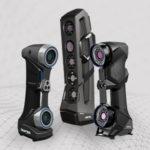 GO!SCAN SPARK CONTRE HANDYSCAN 3D | SÉRIES SILVER ET BLACK